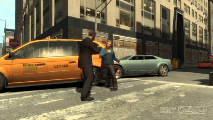 GTA4 おもしろ ハプニング集 第4弾