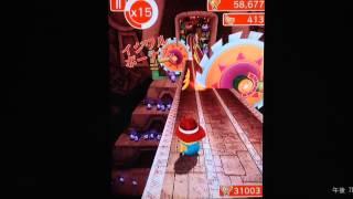 【game】ミニオンラッシュ ミニオン軍団激走! Minion Rush!