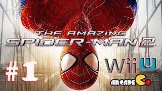 The Amazing Spider-Man 2 Walkthrough Gameplay Part 1 (PS3 PS4 Xbox One Xbox 360 Wii U 3DS) 1080p