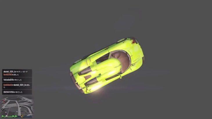 GTA5 ハプニング集