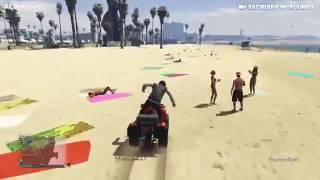 GTA5面白いハプニング映像3