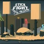 Stick Fight: The Game #1 Firstlook! 棒人間の果て無い戦い Funny Moments