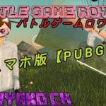 【スマホ版PUBG】Battle Game Royale バトルゲームロワイヤル  オンライン
