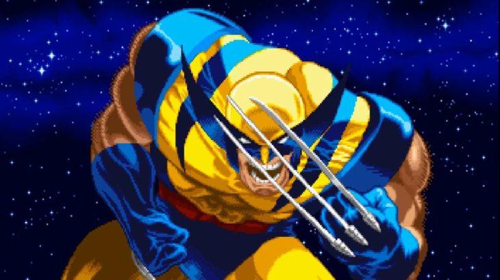 【SS】マーヴル・スーパーヒーローズ ウルヴァリン 最高難易度ノーコンテニュークリア