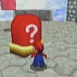 スーパーマリオ64DS-18「隠しステージ びっくり!ハテナスイッチ(隠れスター含む)」