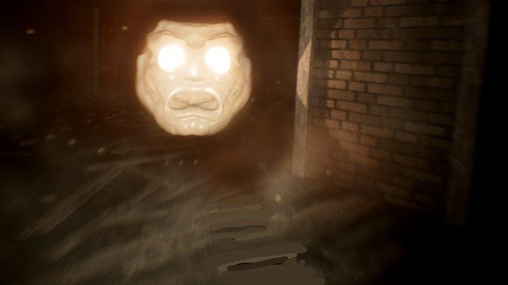 【実況】顔が追いかけてくるホラーゲームをクリアしたら予想外な結末だった – Spooky Cellar