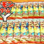 【ライジングフィスト】1箱目POKEMON CARD GAMEポケモンカードゲーム