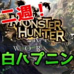 【MHW】モンハンワールド面白ハプニング集 第二週目 Monster Hunter World WTF Moments EP2