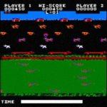 【懐かしアーケードゲーム】1982年 ジ・アメージング・アドベンチャー・オブ・ミスター・リー THE AMAZING ADVENTURES OF MR.F.LEA PACIFIC NOVELTY