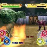 Dinosaur King Arcade Game 恐竜キング – The Alpha Exam – Carcharodontosaurus [Hard]