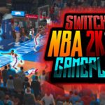 NBA 2K18 – 6 Minutes Amazing GAMEPLAY – Nintendo SWITCH