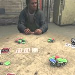 Watch Dogs『Mini Game – Poker』