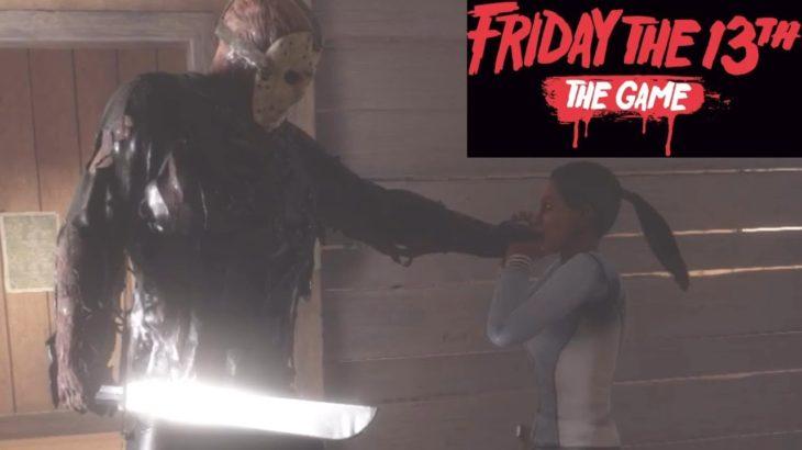 【実況】13金1周年!アプデジェイソン!【Friday the 13th: The Game】part87