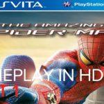 PSVITA The Amazing Spider-Man GamePlay HD Part 1