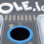 【HOLE.io】全てを穴にぶちこむゲーム。今めちゃ流行ってるよね。