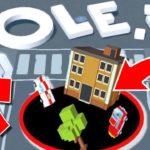 街にある物を全て飲み込んでいく新作「.ioゲーム」が天才的すぎた