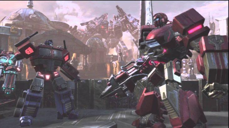 PS3 Transformers: Fall of Cybertron ゲームプレイ