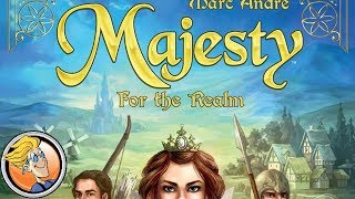 Majesty: For The Realm — game preview at SPIEL '17