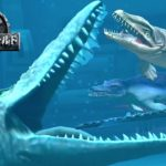 肉食の海生物ティロサウルス登場!巨大生物食べまくりイベント開催!#24【 Jurassic World: The Game 】実況
