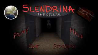 【slendrina】初プレイびっくり注意