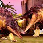 恐竜!素晴らしい!最強肉食 vs 最強肉食の驚くべき戦いが早い!#23【 Jurassic World: The Game 】実況