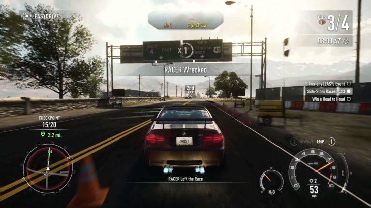 ニード・フォー・スピード ライバルズ:PS4 ゲームプレイ・トレーラー(海外版)