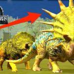 弱いトリケラトプスでも進化させまくったらとんでもなく強くなる!?#14【 Jurassic World: The Game 】実況