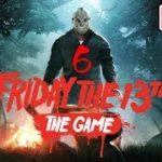 【13日の金曜日】#6 くうの「Friday the 13th: The Game」PS4版