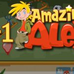 Amazing Alex – 1-1 Game time – Walkthrough – HD (2012)