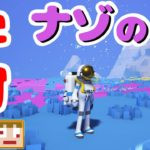【宇宙版マイクラ】ナゾの星でサバイバル!
