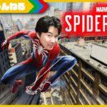 本日発売! めっちゃ爽快! スパイダーマン / Marvel's Spider-Man PS4 | お父ちゃんねる