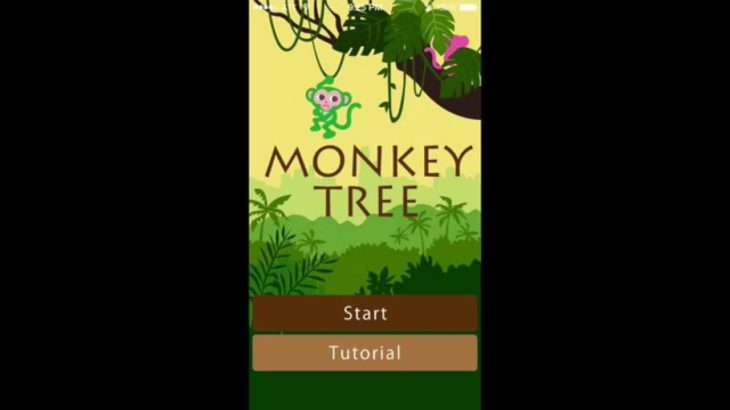 Monkey Tree – Free Puzzle Game /free Android and iPhone(iOS) game   モンキーツリー 動物系無料パズルゲーム
